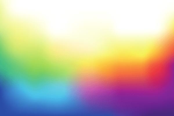 blended colours