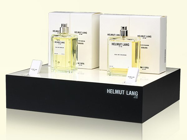 Helmut Lang counter unit