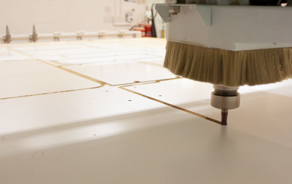 CNC cutting for POP Displays